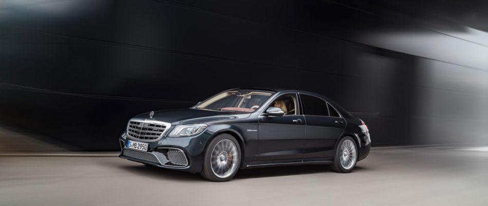 Mercedes-AMG S 65 4MATIC