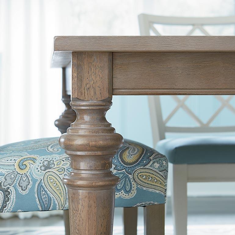 Bassett Furniture Rectangle Table