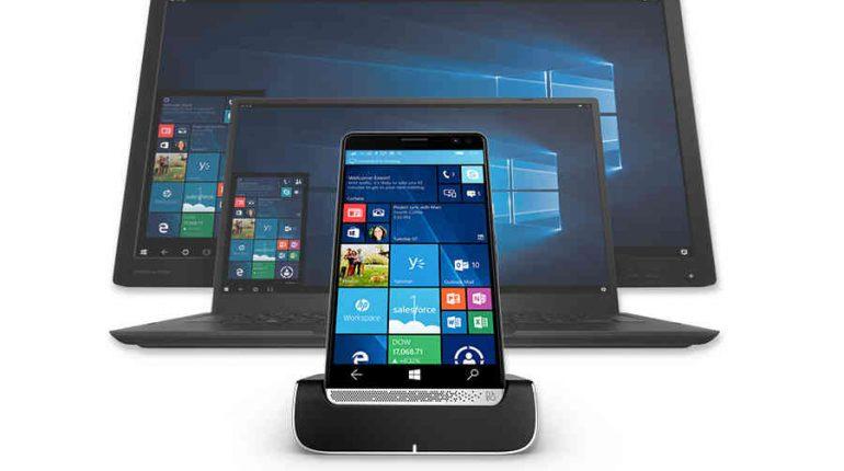 Smartphone – HP Elite x3