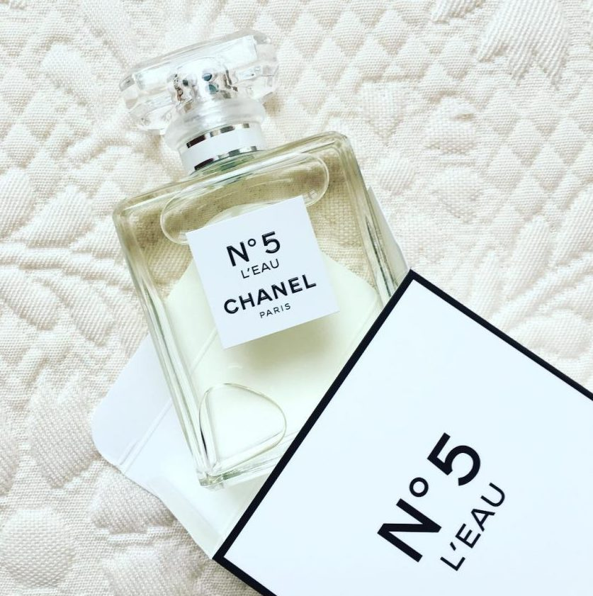 Toilette Spray – CHANEL N°5 L'EAU
