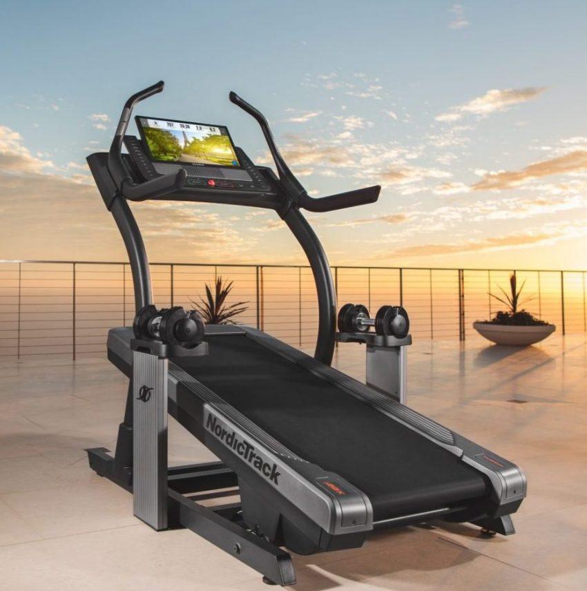 Nordictrack treadmill x22i