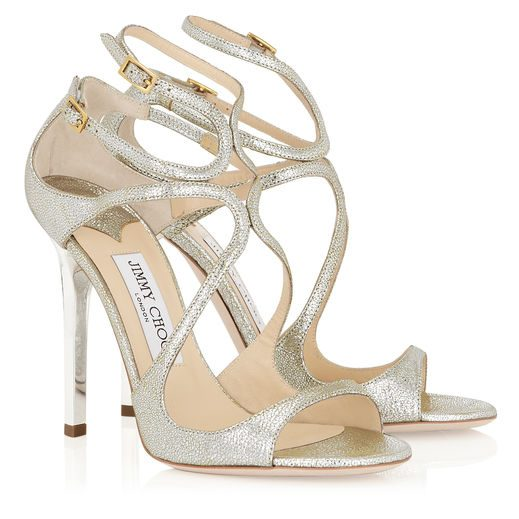 Leather Sandals Jimmy Choo