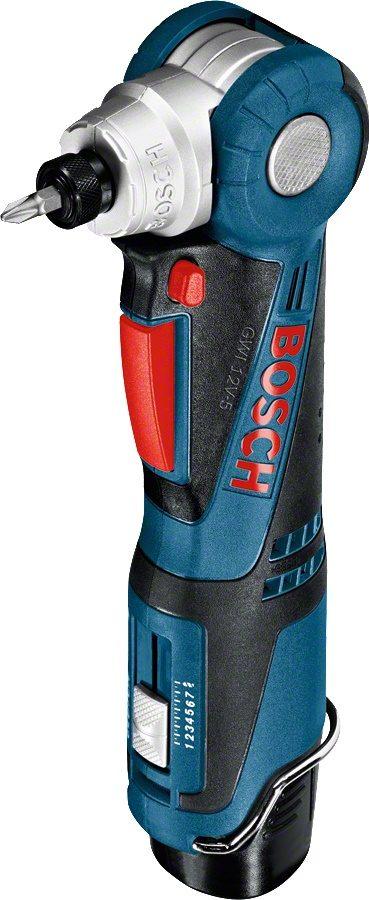 Bosch cordless angle driver