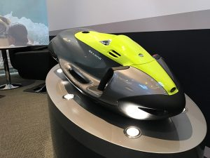 Underwater Electrical Scooter