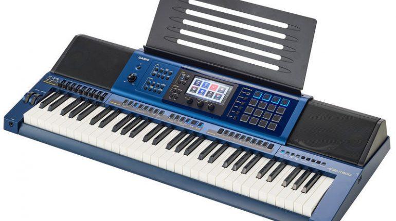 Casio Synthesizer MZ-X 500