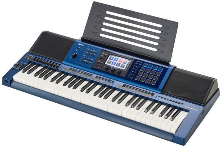 Casio Synthesizer MZ-X 500