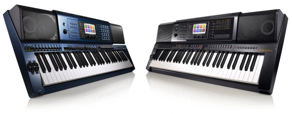 Casio Synthesizer MZ-X Series