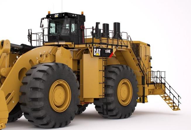 Cat 994k