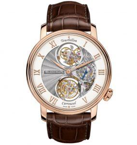 ساعت لوکس جدید برند سوئیسی Blancpain مدل Le Brassus