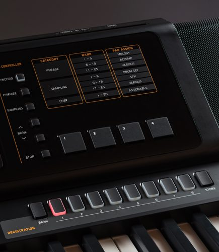 Casio Synthesizer MZ-X 300