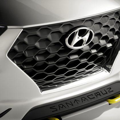 Hyundai Santa Cruz 2018