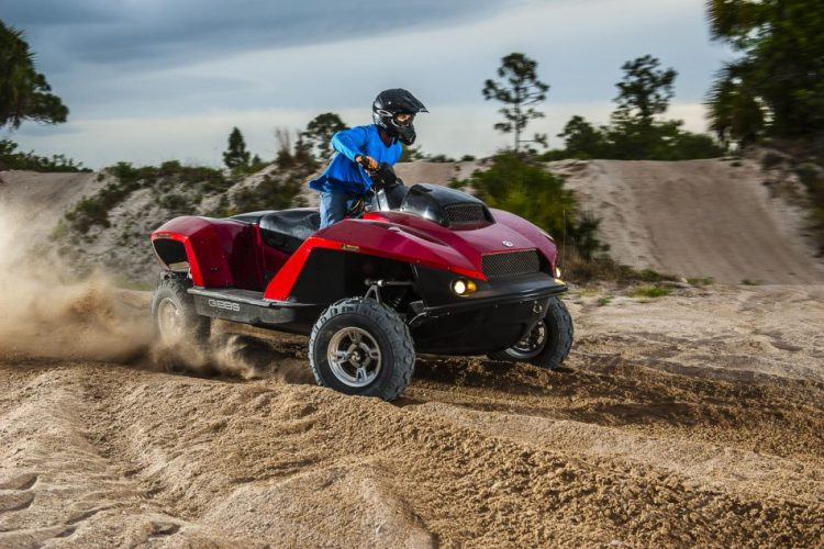 Sports Amphibians GIBBES Quadski XL
