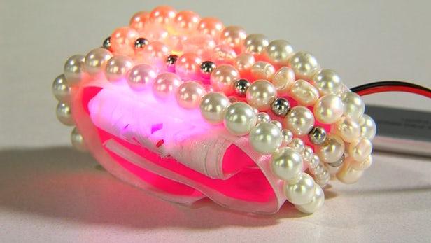 دستبند جواهر هوشمند