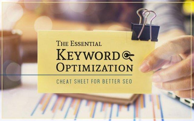 برگ تقلب سئو و بهینه سازی کلمات کلیدی وب سایت