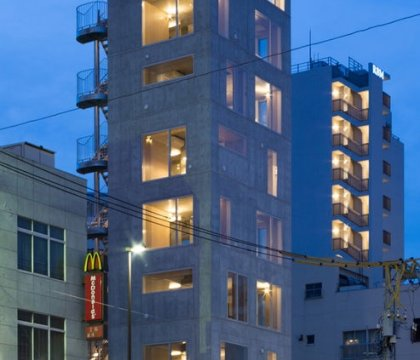 معماری مدرن و جدید