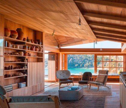 مسابقه انتخاب بهترین معمار و طراح RIBA