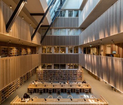 بهترین اثرهای طراحی و معماری 2018