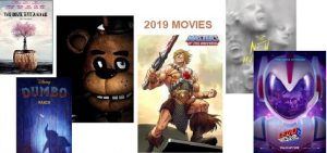 فیلم های 2019,لیست فیلم های 2019