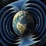 میدان مغناطیسی زمین، مخاطرات طبیعی، زلزله، سونامی