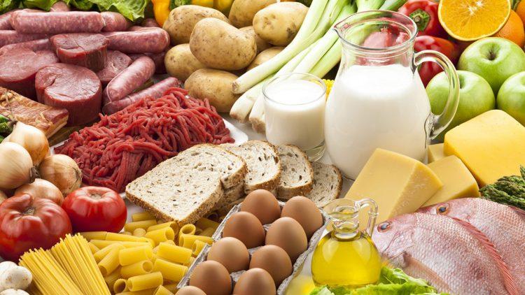 کاهش وزن و لاغری با پروتئین کم