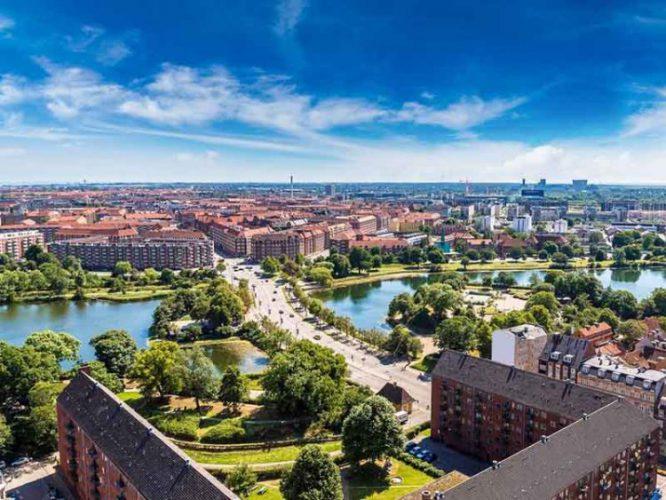شهر سبز کپنهاک