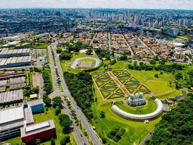 شهر سبز کوریتیبا