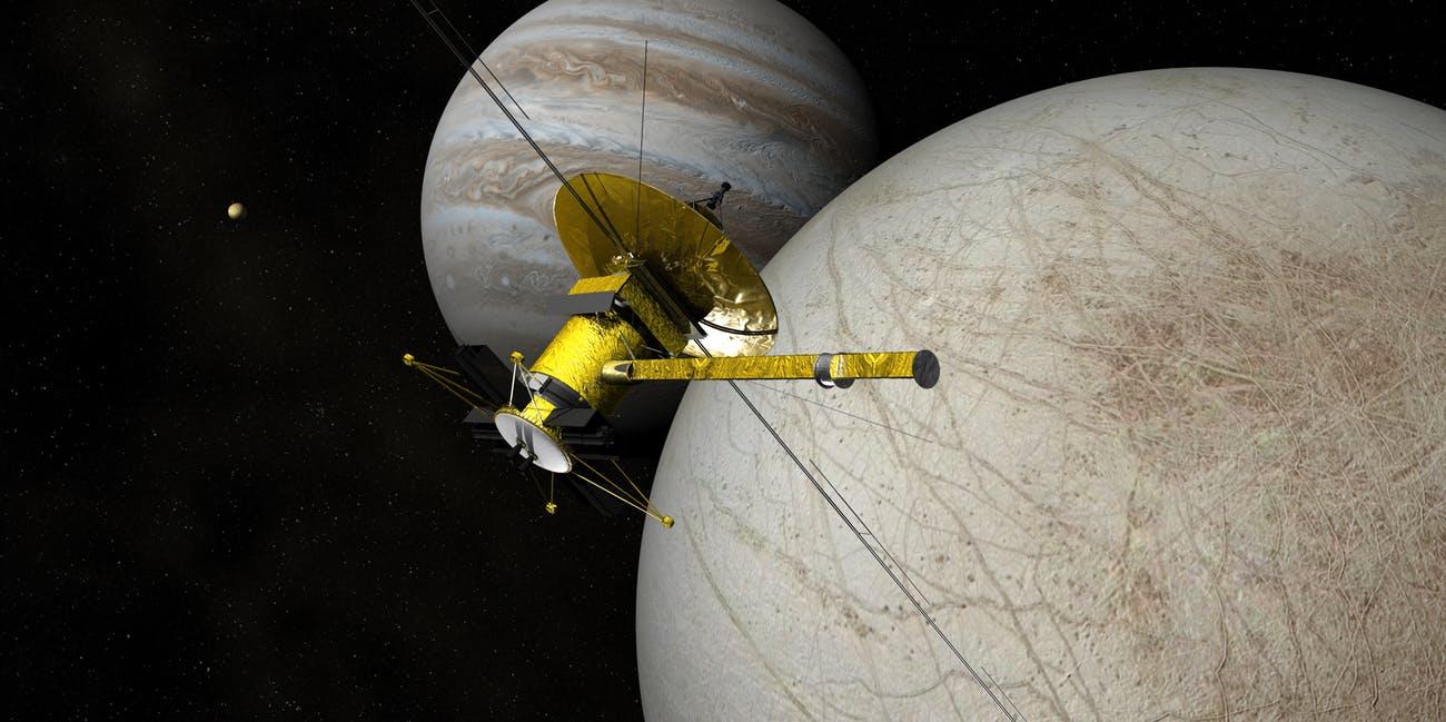 کاوشگر کلیپر, کاوشگر clipper, کاوشگر, clipper, ناسا, NASA, مشتری, قمر مشتری, اروپا, europa