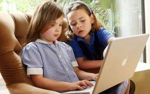محافظت کودکان از فضای مجازی