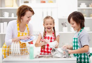 مسئولیت پذیری در کودکان