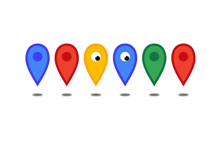 ردیابی گوگل