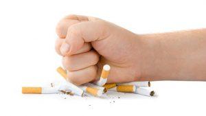 آنزیم ترک سیگار