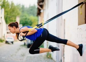 تمرین ورزش تی آر ایکس