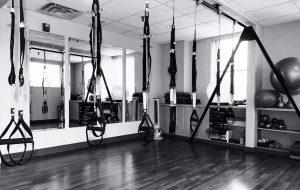 سالن ورزش تی آر ایکس