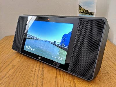 اسپیکر هوشمند LG wk9-3