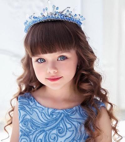 فرزند زیبا و سالم