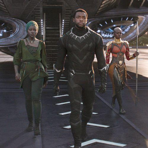 فیلم 2018 - Black Panther