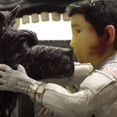 فیلم 2018 - Isle of Dogs