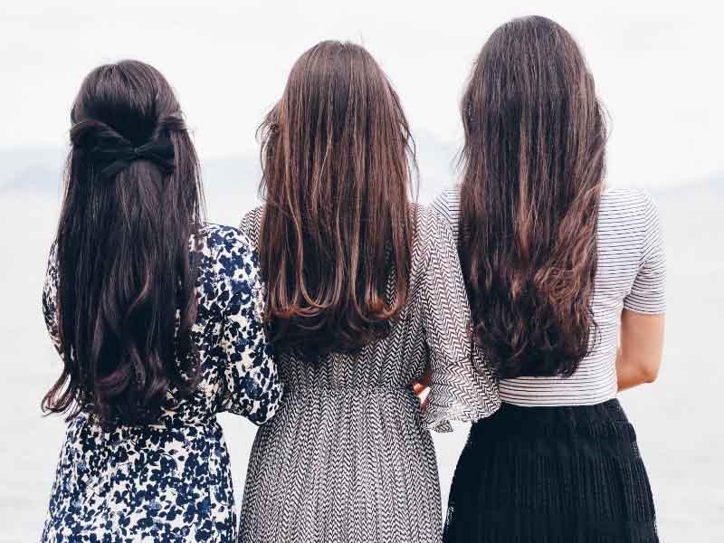 رنگ کردن مو به شیوه طبیعی