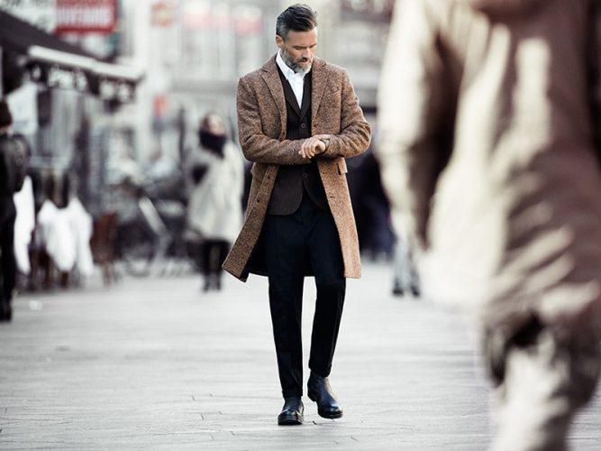 رنگ لباس مردانه زمستانی