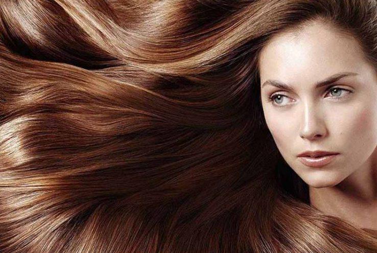 رنگ کردن مو به شیوه رنگ کردن طبیعی مو
