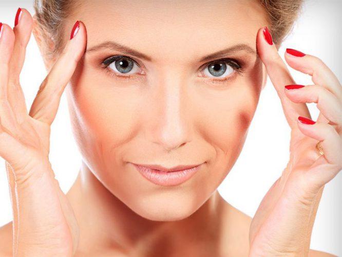 جلوگیری از چروک پوست
