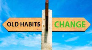 تغییر عادت