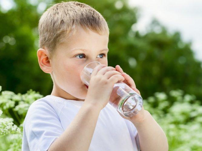 مصرف آب در ورزش
