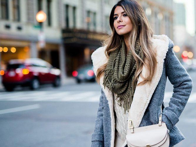 رنگ لباسهای زمستانی زنانه