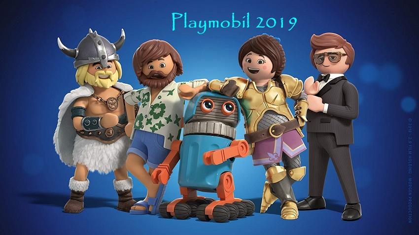انیمیشن پلیموبیل 2019