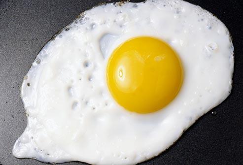 غذاهای سالم تخم مرغ