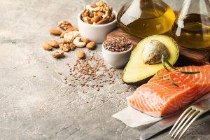 غذاهای چرب و سالم