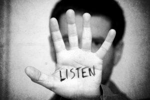 گوش کردن