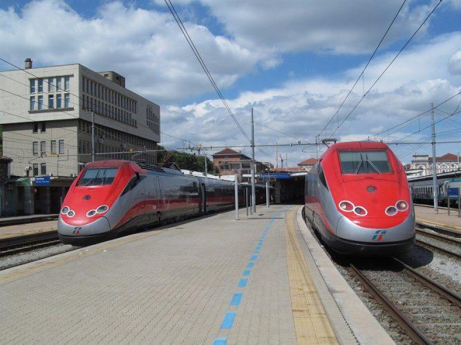 سریع ترین قطار ETR 500