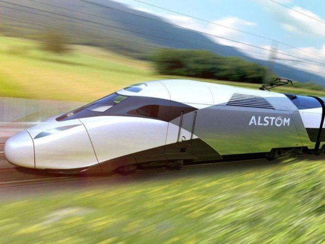 سریع ترین قطار های جهان
